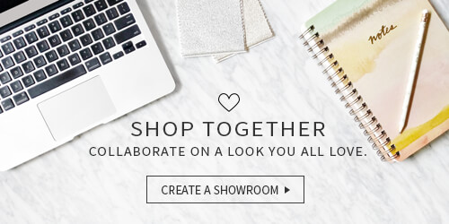 shop together with your own virtual wedding showroom